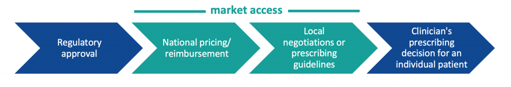 What is market access?