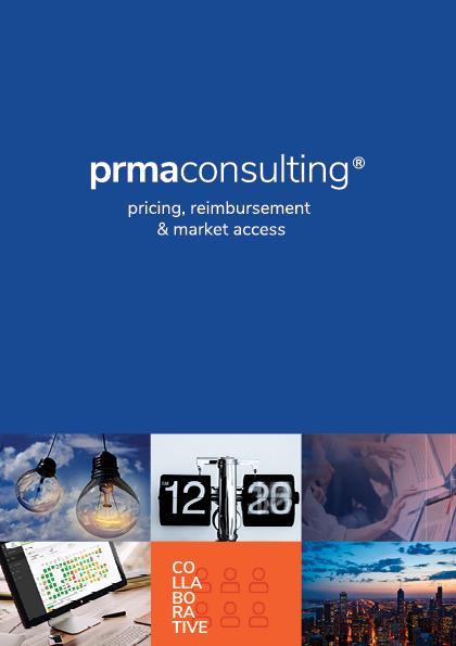 PRMA Consulting capabilities brochure